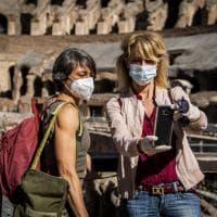 """Colosseo, i primi visitatori: """"Un'emozione forte"""""""