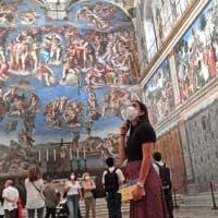 Musei Vaticani, porte aperte ai visitatori