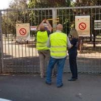 Roma, parco sotto attacco delle cornacchie e i vigili lo chiudono