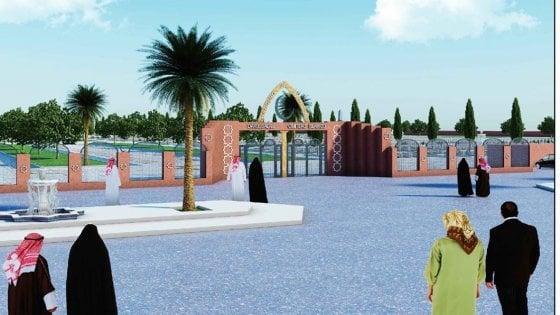 Il progetto. Nasce nel verde il cimitero dei musulmani di Roma