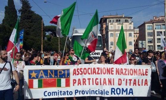 """Roma, i partigiani contro il raduno al Circo Massimo degli ultras d'estrema destra: """" Va vietato"""""""