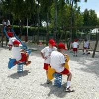 Roma, mascherine, gel e scambio dei giochi vietato: tornano i centri estivi