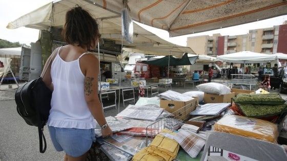 """Viaggio tra i quartieri di Roma, lo slancio della Rustica: """"Ma il Comune si muova"""""""