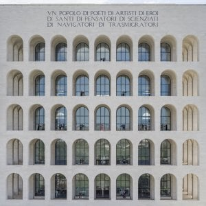 Santa Cecilia-Fendi, Anna Tifu suona l'Estate di Vivaldi in cima all'Eur
