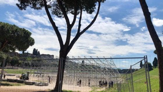 L'opera di Roma al Circo Massimo con 21 serate: c'è anche il gala di Anna Netrebko. Si parte con Rigoletto