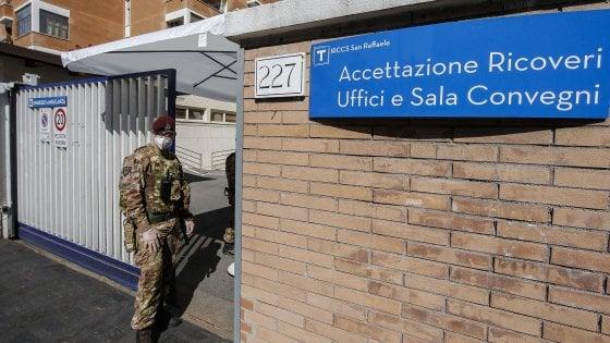 Coronavirus Roma, omicidio ed epidemia colposi: indagine sui vertici del San Raffaele