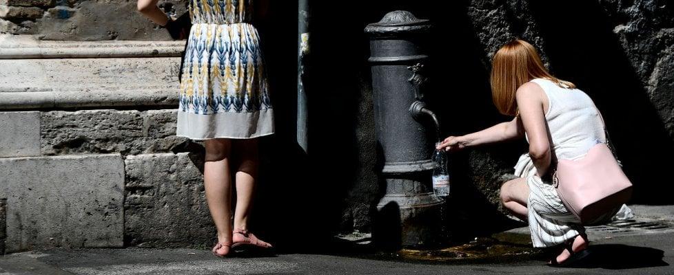 Roma, domenica 28 giugno niente acqua nel quadrante nord est della città (le mappe)