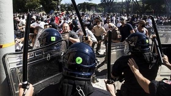 """La questura vieta la """"Marcia su Roma"""" del 30 giugno"""