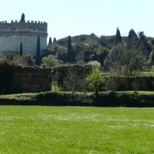 Ritorno sull'Appia antica: riaprono Villa dei Quintili e Tomba di Cecilia Metella