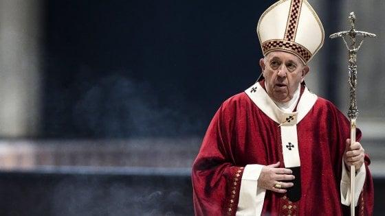"""Santi Pietro e Paolo, il Papa: """"Prego che a Roma ogni persona possa vivere con dignità"""""""
