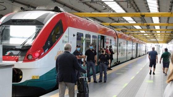 Roma, riparte il treno Leonardo Express tra Termini e l'aeroporto di Fiumicino