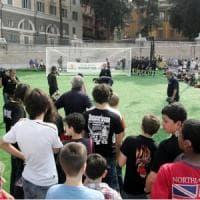 Covid nel Lazio, via libera della Regione: si può giocare a calcetto