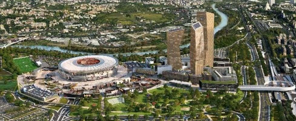 Lo stadio della Roma, otto anni di progetti annunci e inchieste: tutte le tappe