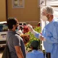 Coronavirus, altri 20 casi  nel Lazio di cui 16 da stranieri. Positivo a