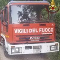 Roma, fiamme in un ristorante al Tuscolano nessun ferito