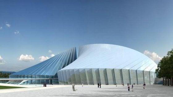 Roma, Le Vele come Parc de la Villette: rinasce il sogno di Calatrava