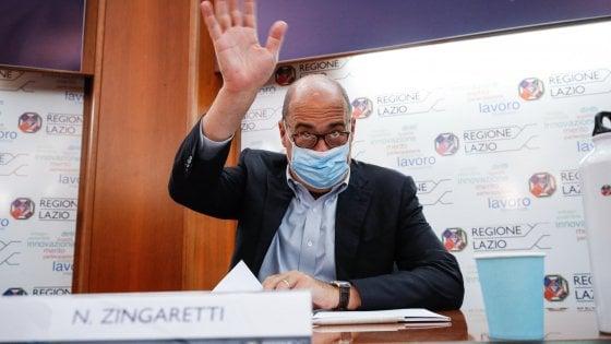 """Regione Lazio, sbloccati sei miliardi per le infrastrutture di nove opere. Zingaretti: """"Svolta storica"""""""