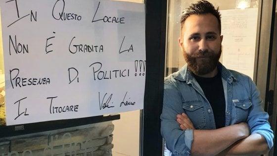 """Roma, la rivolta dei ristoratori: """"Abbandonati nella crisi post Covid, nei nostri locali non serviamo i politici"""""""