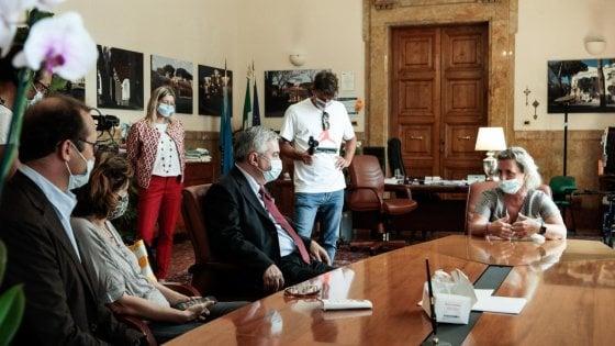 Vaccino anti-Covid allo Spallanzani di Roma,  i primi 45 volontari