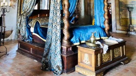 Villa d'Este, partono le riprese per una serie tv sulla vita di Leonardo da Vinci