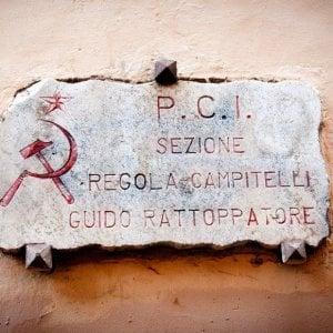 Roma, dopo la polemica tra 5S e dem, la storica sede del Pci diventa infopoint sulla Resistenza