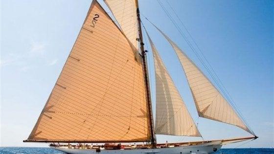 Riportato in Italia yacht storico da regata sequestrato a faccendiere. Vale 10 milioni