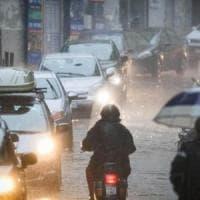 Roma, allerta meteo nel Lazio per le prossime ore
