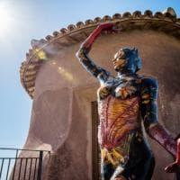Al Castello di Santa Severa arrivano i supereroi
