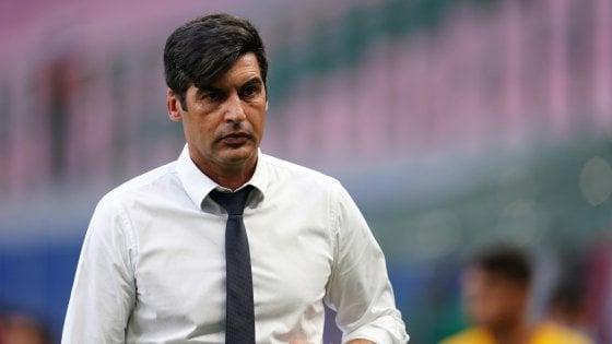Roma, Fonseca è un caso: Dzeko spara e Friedkin ci pensa