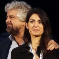 """Campidoglio, endorsement di Grillo per il Raggi bis: """"Daje"""". Il malumore della base M5s:..."""
