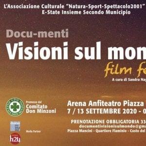 Roma, film, convegni dedicati all'ambiente, la festa per RomaVentuno