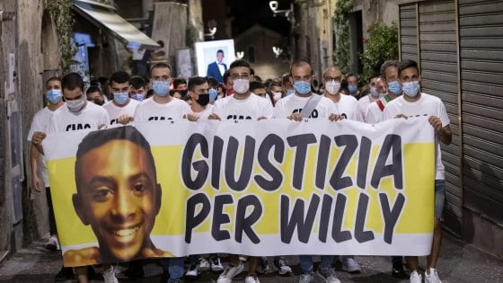 """Omicidio di Willy  Monteiro Duarte, lo sfogo del ristoratore: """"Lui  è stato più coraggioso di me"""""""