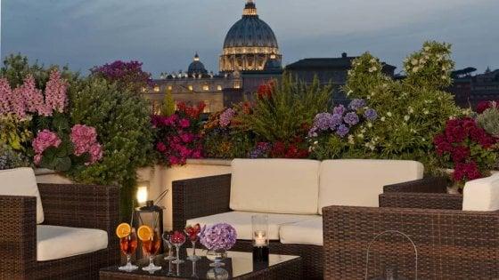 Tramonti e drink, l'aperitivo in terrazza: ecco  le più belle di Roma