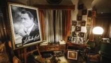 Alberto Sordi, si aprono le porte della villa    video