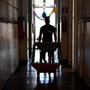 Bagni sporchi e locali non sanificati, alla Garbatella l'asilo resta chiuso