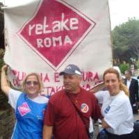 Nel 2011 nasce il logo di Retake Roma