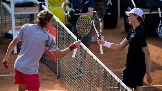 Internazionali, spalti chiusi: il tennis è più povero