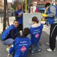 Roma, 2017 cresce l'impegno per l'arredo urbano di Retake