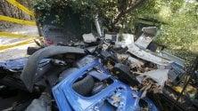 """Gianicolo, una discarica sotto la terrazza: """"Pezzi di frigo e di auto""""  foto"""
