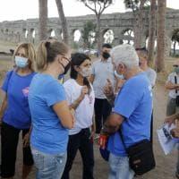 Retake Roma, la festa per i dieci anni al Parco degli Acquedotti