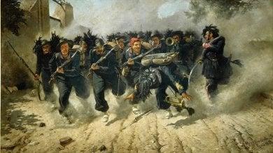 Rep :   Porta Pia: Roma libera e italiana      La cronaca    All'alba le cannonate , poi la breccia. Troppi morti, si firma la resa