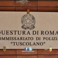 Roma. aggredisce moglie durante la luna di miele: salvata dalla polizia