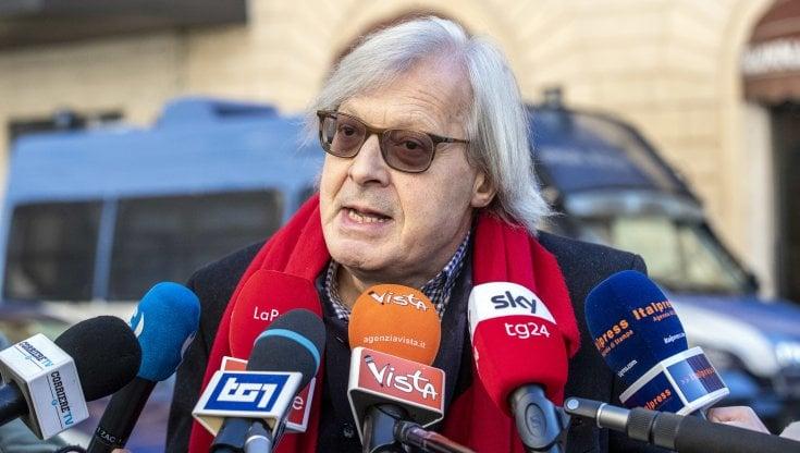 Diffamò Virginia Raggi: Vittorio Sgarbi condannato a Roma