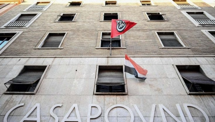 Casapound, anche Iannone e Di Stefano a processo per l