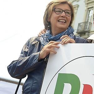 Bresso fa centomila preferenze, terza dietro Mosca e Cofferati. L'ex assessore Cirio quarto per numero di voti tra Forza Italia