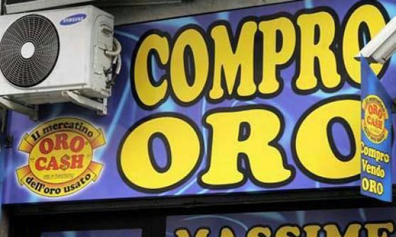 La questura chiude 18 negozi compro oro for Negozi arredamento torino e provincia