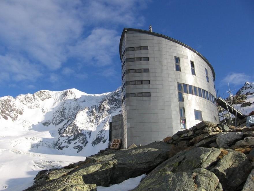 Pietre Acciaio E Cristallo Cos Rinascono I Rifugi Alpini 1 Di 13 Torino