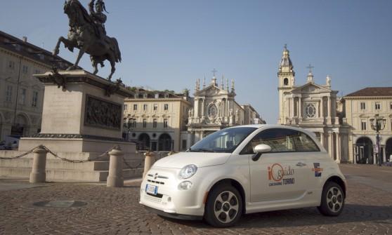 Car sharing, nuove tariffe e più auto elettriche