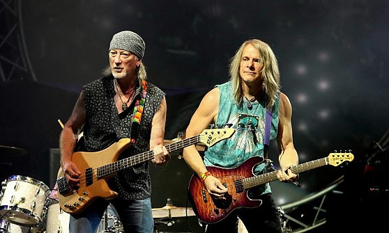 Collisioni, al via col rock dei Deep Purple