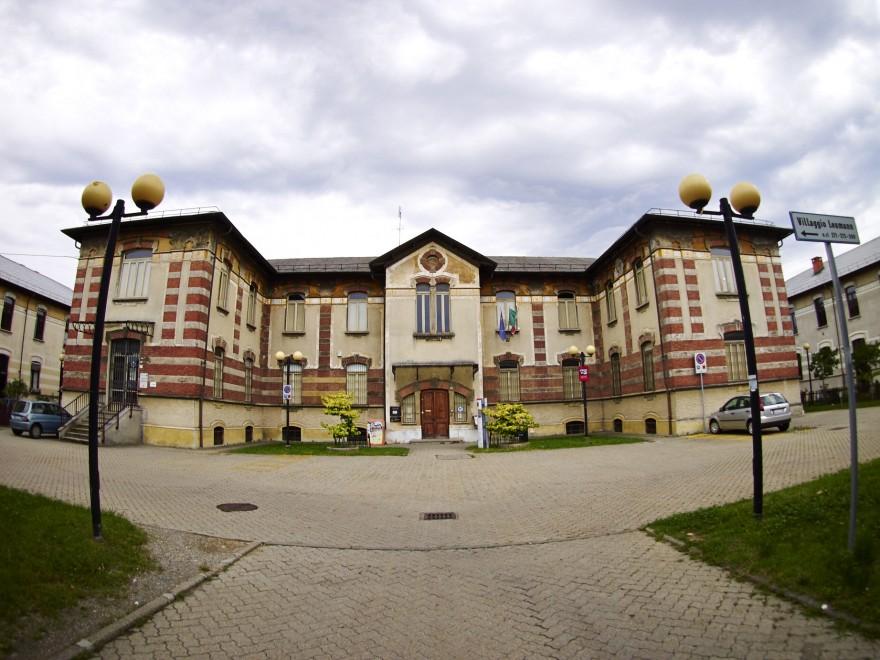 Torino visita guidata ai segreti del villaggio leumann for Disegni di bungalow contemporanei